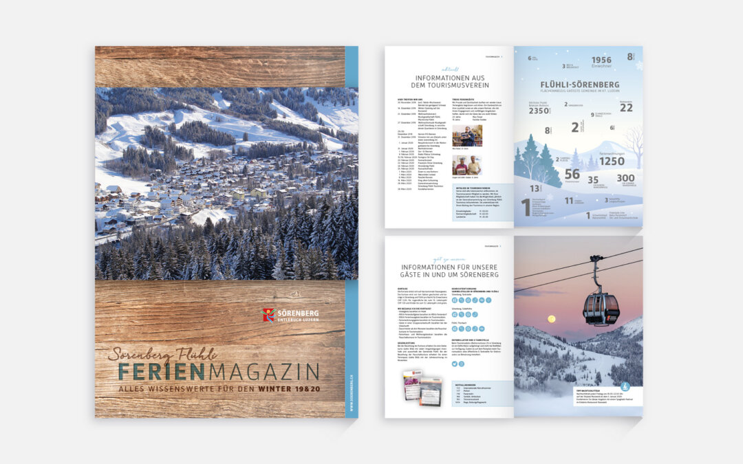 Ferienmagazin Flühli Sörenberg