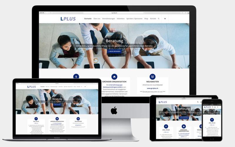 Initiative LPLUS – Reduktion der Jugendarbeitslosigkeit